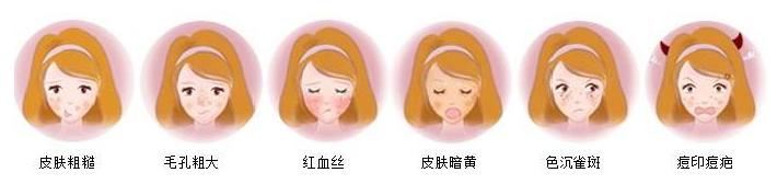 彩光嫩肤 光滑您的肌肤
