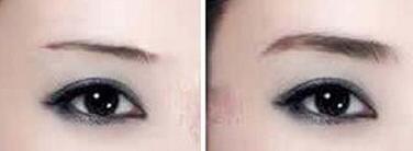 纹眉后可以保持多久的效果
