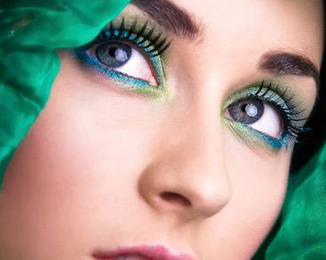 种睫毛的过程 打造浓密的眼睫毛