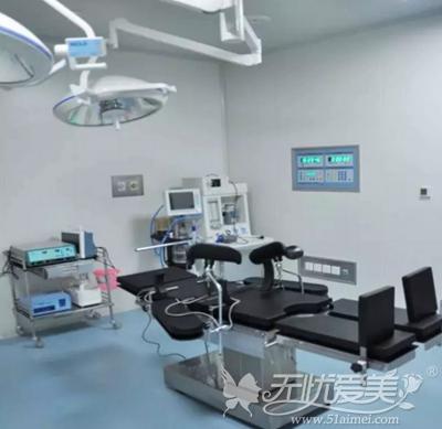 张家港唯恩整形医院手术室