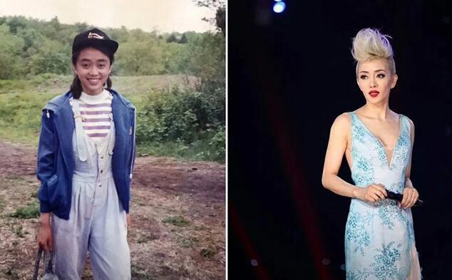 深圳罗湖区麦芽口腔为变成梅艳芳 38岁的她每半年整容一次