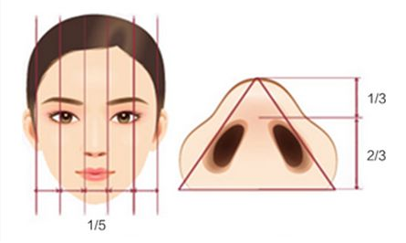 鼻翼缩小会看出疤痕吗