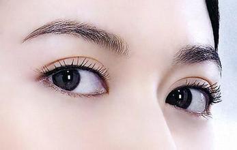提眉术后护理