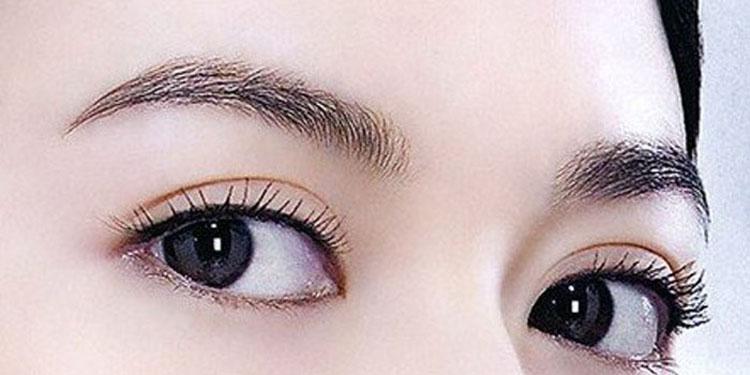 双眼皮两边不对称怎么办