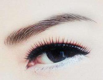 眉毛少形成的原因 眉毛怎么整形好