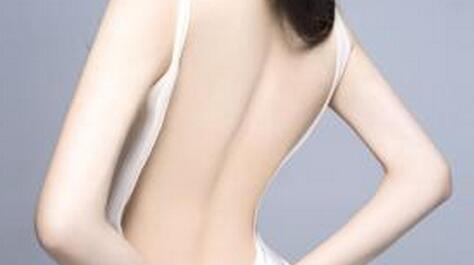 临沂梦夏背部做吸脂 改善背部曲线