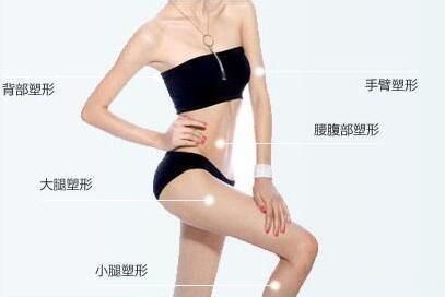 大腿做吸脂手术的切口位置