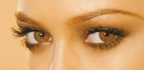 提眉与切眉的区别