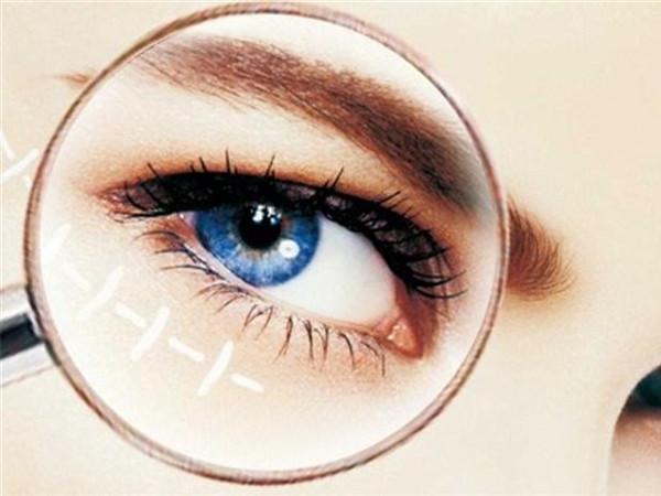 开内眼角手术过程
