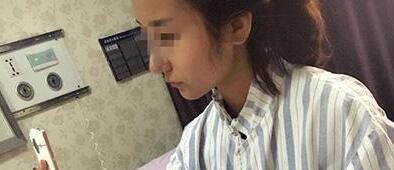武汉奥黛丽整形隆鼻手术变歪鼻 维权两年后院方才承诺重做