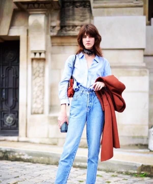 春季里欧美的时装达人 教你如何穿出优雅感
