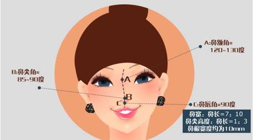 永州佳美鼻综合整形的效果