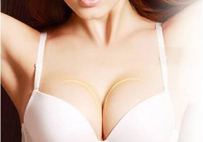 胸部整形前后对比 假体丰胸