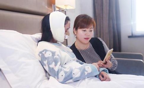 南阳华美整形赴韩整形患者分享 整形陪护的重要性