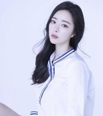 韩国女星洪秀儿整容 长相与范冰冰很相像