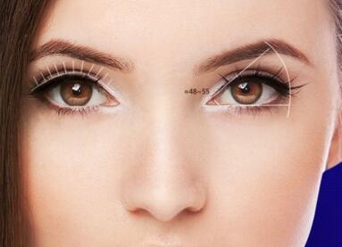 长沙悦美整形德州京城医院埋线双眼皮手术 根据实际情况选择双眼皮手术