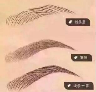 种植的眉毛自然吗 和天生长的有什么区别