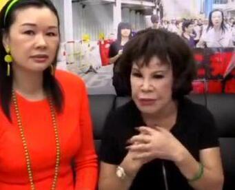 香港明星黄夏蕙整容 曾吓跑歹徒