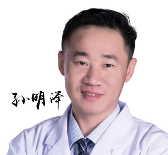 青岛雍禾植发主任孙明泽