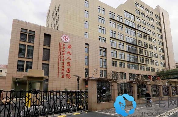 上海九院植发整形科