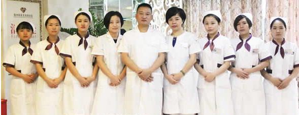 福州格美莱毛发种植中心专家团队