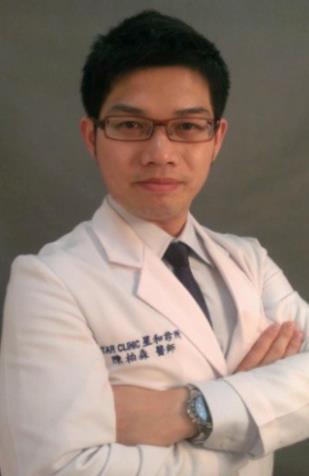鸡西Dr.W王医生整形医院陈柏森