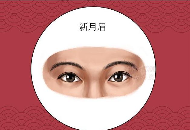 面相:修眉能改运吗?4种眉毛看你一生感情运