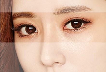 上海韩式三点双眼皮,电眼双眸提升眼缘!