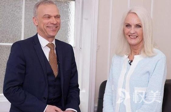 80岁老奶奶正在为第二次整容手术攒钱,堪称英国最年长的整容者
