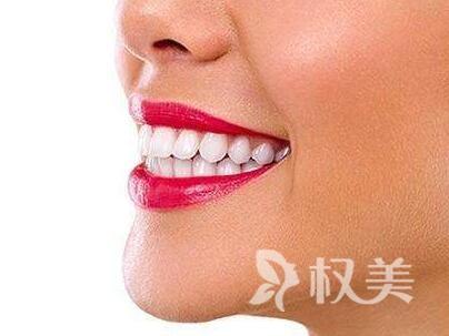 广东省口腔医院整形科纯钛烤瓷牙 让牙齿更美观