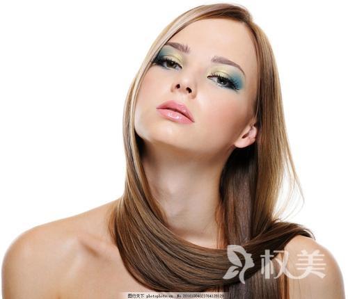 自体头发种植 打造完美发际线