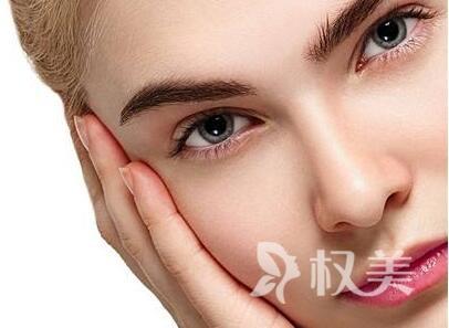武警河南省总队医院整形科眼皮松弛下垂矫正效果如何
