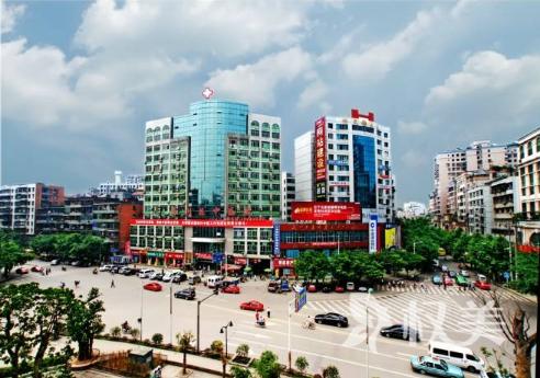 重庆永川区中医院医疗整形美容科