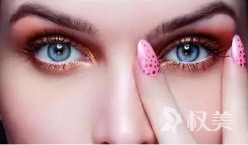 开眼角整形手术放大双眼有绝招 手术时间短 恢复期更短