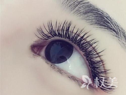 青岛洋美无痕睫毛种植 让自己的眼睛美上加美