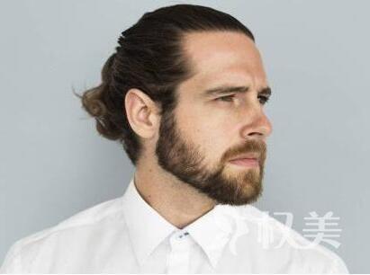 如何让胡子浓密 广州华美胡须种植提升男性魅力