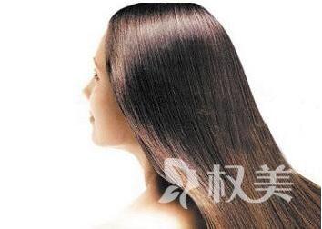 女生掉头发吃什么好 北京金凤凰头发加密有用么