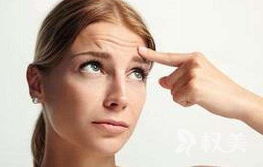 造成抬头纹产生的原因 治疗抬头纹比较好的手术有哪些