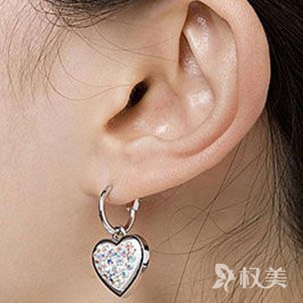 耳垂畸形怎么办 耳垂畸形修复还你完美耳型