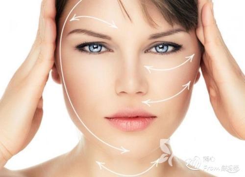 面部肌肉松弛用线雕术提升效果好不好 没有疤痕人体内安全分解