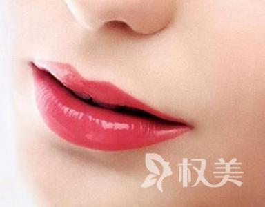 纹唇的原理怎么样呢 纹出新花样 让唇部大放光彩