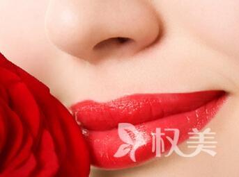 厚唇修薄術 切口隱蔽 形態漂亮 無瘢痕