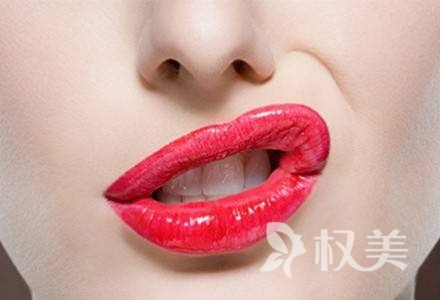 广州厚唇修薄价格是多少 有副作用吗