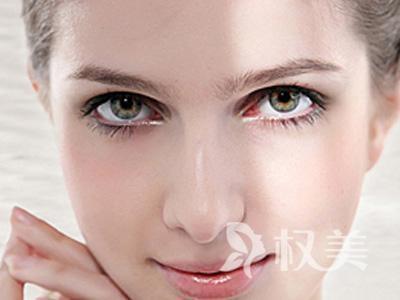 开眼角手术 重睑线更自然 皮肤更紧致
