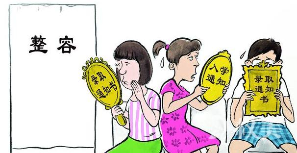 """2019毕业整容季开启 选择整形医院 谨防""""美丽陷阱"""""""