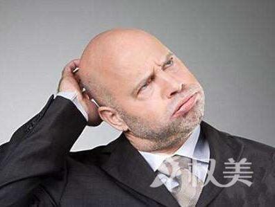 秃顶遗传吗 西安头发加密医院排行榜