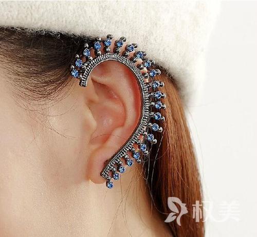 全耳再造術  形態逼真 立體感強