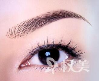 浙江新華醫院整形科眉毛種植的效果怎么樣  術后注意事項有哪些