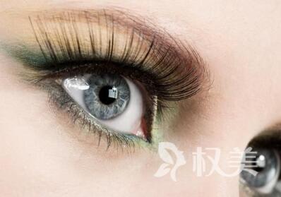 東莞人民醫院整形科種植睫毛術維持多長時間  會不會導致眼睛發炎