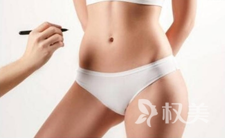 無錫美聯臣整形醫院腰腹吸脂 讓瘦身變得簡單易行